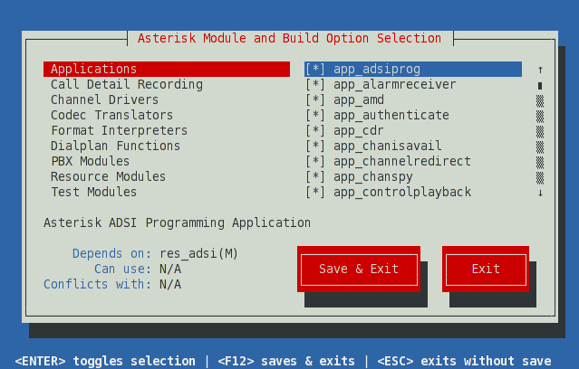 Installing Asterisk From Source | asterisk-service com